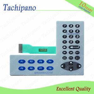 for Panelview Plus 400 2711P-K4M5A Membrane Keypad