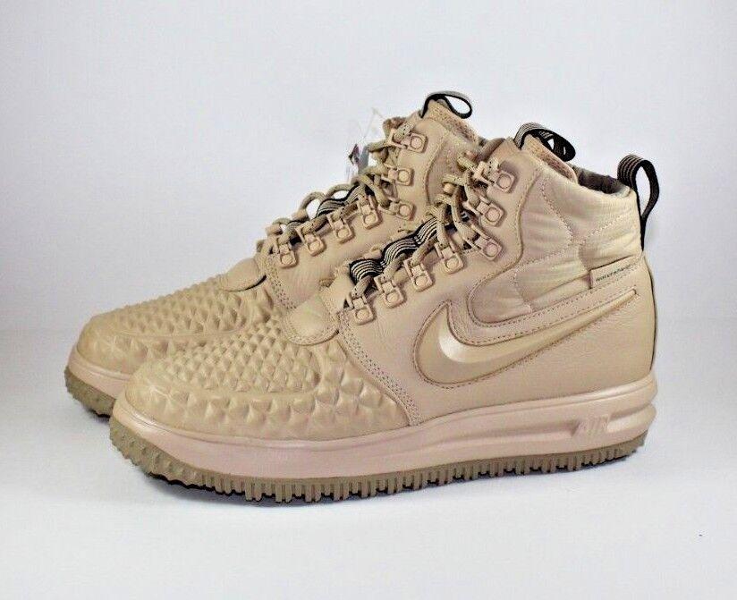 Nike LF1 Duckboot '17 Lunar Force 1  Linen  Boot 916682-201 Size 8