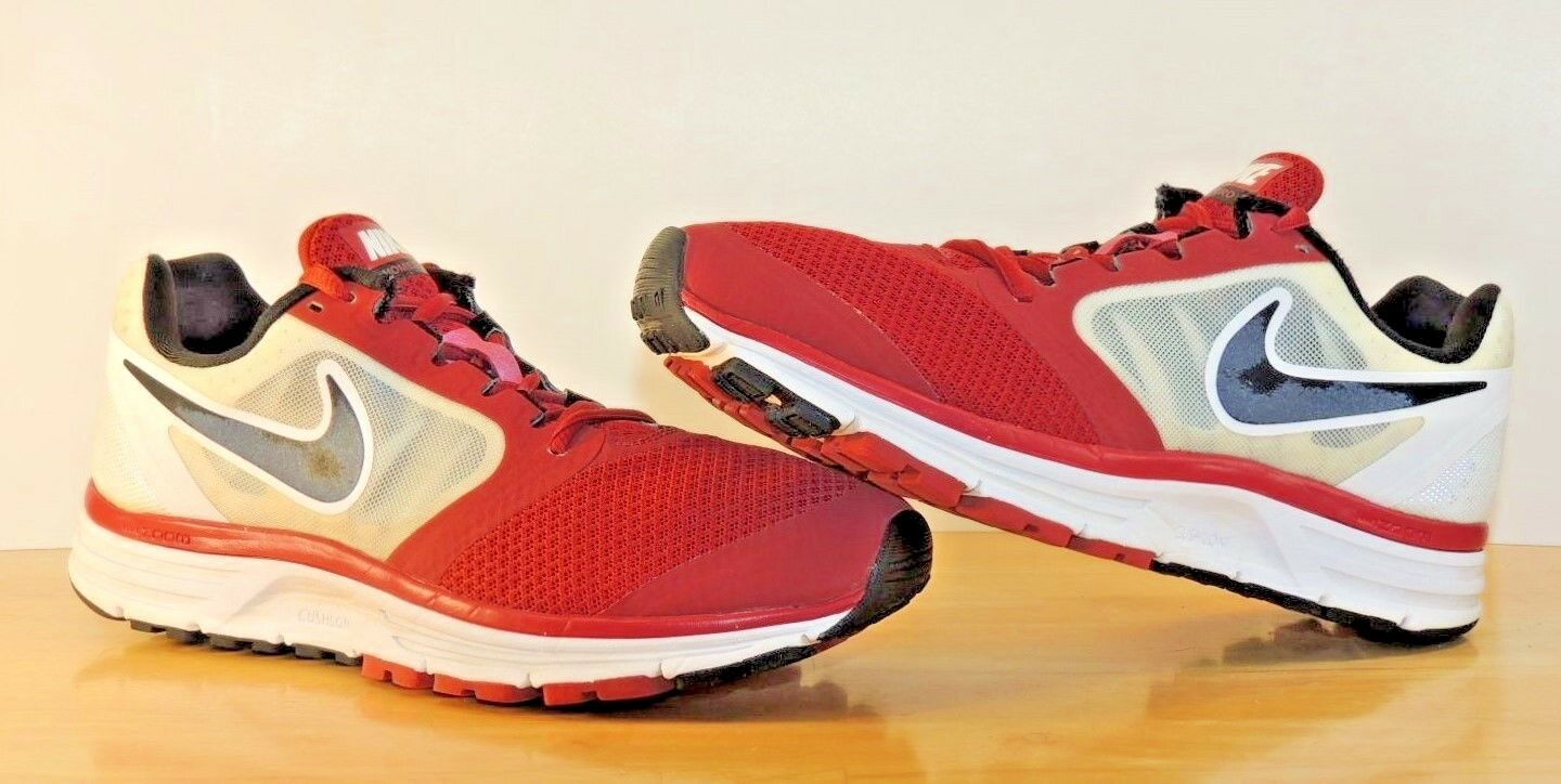 separation shoes ce0d0 a02b8 Nike Nike Nike Fitsole Zoom Vomero 8 Running Jogging Shoes Sneakers Plus  Cushion BRS 1000 244d2b