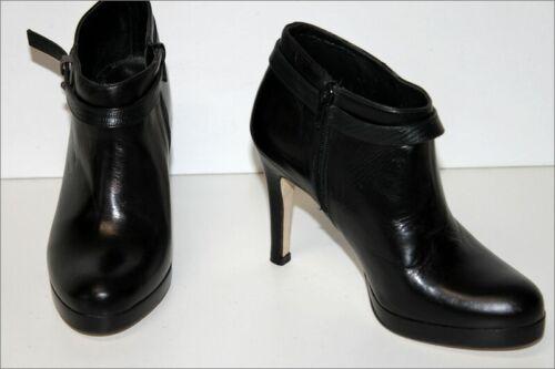 con fodera Leather Jonak Tbe 35 T nera Smooth Boots Tacchi Alti 6Uan7aPf