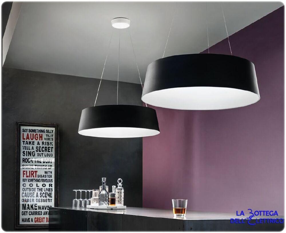 OXYGEN MODERNA E RAFFINATA RAFFINATA RAFFINATA LAMPADA A SOSPENSIONE A LED IN 2 MISURE E 4 FarbeI 5b6a66