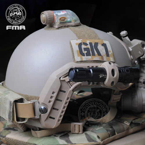 Details about  /FMA Weight Pouch Balancing Bags Counter W// 5 Weight Blocks For Tactical Helmet