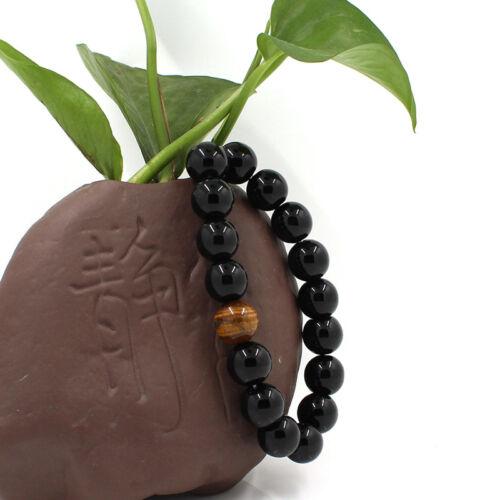Men/'s Women/'s New Fashion Lava Stone Bracelet Jewelry Buddha Beads Bangle