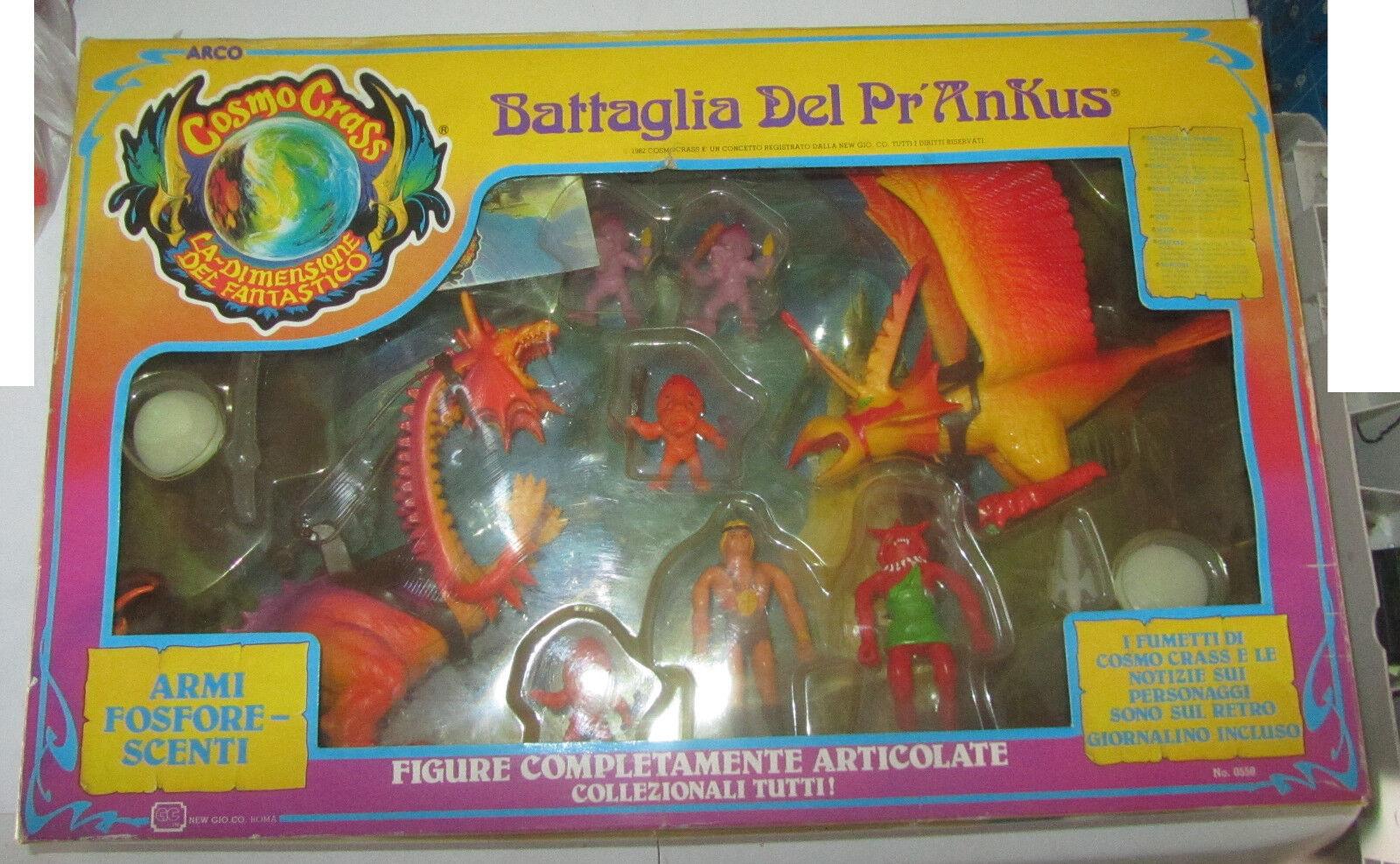 COSMO CRASS  ARCO THE OTHER WORLD Battaglia Del Pr' Ankus 1982 nouveau Gio.Co. Roma  bienvenue pour acheter