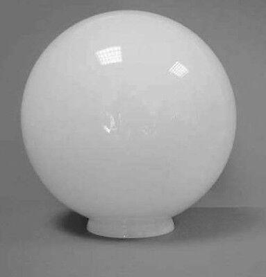 Lampenglas Kugel Opal Neu Ø 20cm Bauhaus