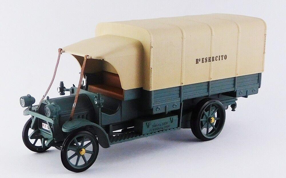 Fiat 18 BL armée Italienne 1918 1 43 Rio