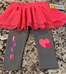 NWT-BABY-GIRL-TUTU-PANTS-SIZE-12m