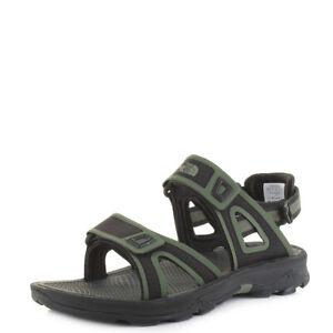 5ab992ca2 Details about Mens The North Face Hedgehog Sandal II Black FLC Performance  Sandals Size
