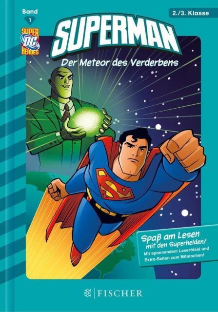 Kupperberg - Superman - Der Meteor des Verderbens  (2012, Gebunden) UNGELESEN