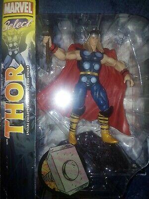Marvel Select figura de acción Thor versión de cine a Avengers 3 Infinity era