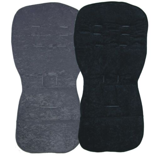 Reversible Grey Designs Seat Liners to fit SX Reflex Pop or Zest pushchairs