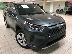 2021 Toyota RAV 4 Limited
