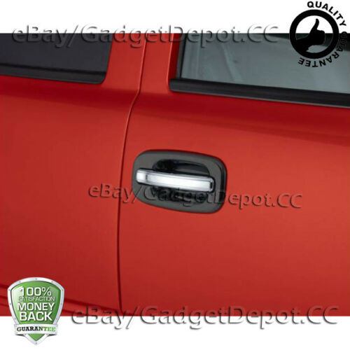 For 2000 2001 2002 2003 2004 2005 2006 GMC Yukon Chrome Door Handle Covers