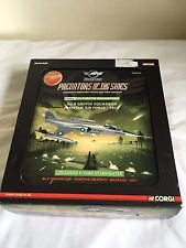 Corgi 1:72 Predators of the Skies #9 Griffon Pakistani Jet Model INCOMPLETE