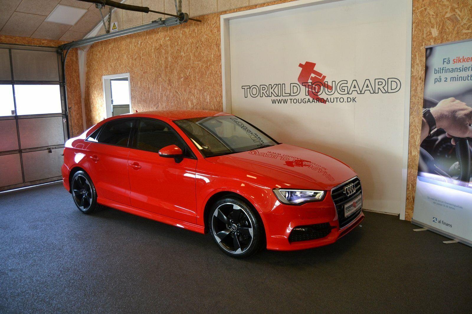Audi A3 1,4 TFSi 150 Sport S-tr. 4d - 299.800 kr.