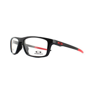 19aa104a92f Image is loading Oakley-Glasses-Frames-Pommel-OX8127-04-Polished-Black-