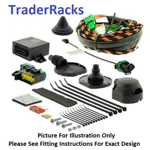 For Renault Trafic Towbar Wiring 2006-2014 13 pin DEDICATED Towing Electrics