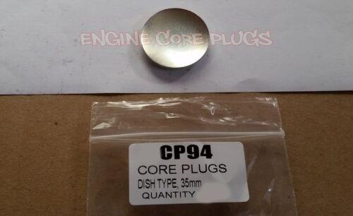 35 mm plat type Core PlugFreeze PlugExpansionGelWelch Plug