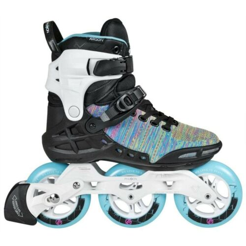 Powerslide Phuzion Trinity Argon 110 Damen Inline Skates blau