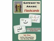Gateway to Arabic Flashcards: Set One - Letter Recognition and Reading Skills