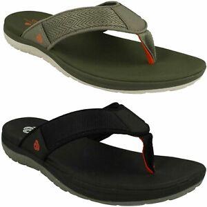 Comparar Ellos alfiler  MENS CLARKS STEP BEAT DUNE LIGHTWEIGHT TOE POST MULE SANDALS SIZE  CLOUDSTEPPERS | eBay