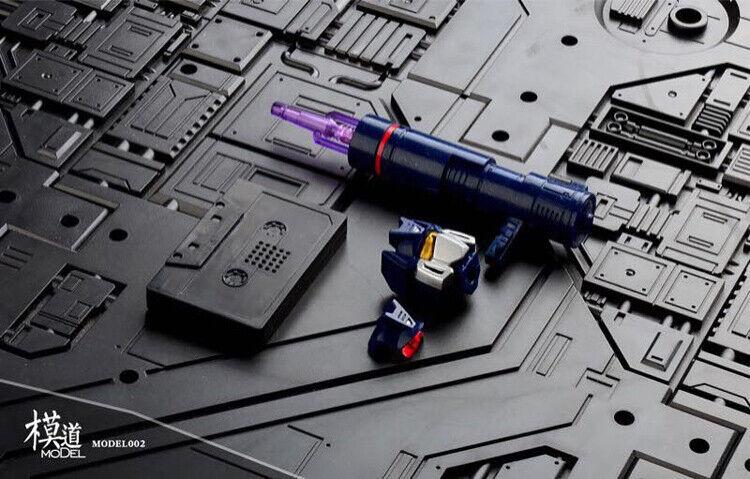 MoDel Model-002 Takara Hasbro Masterpiece Soundwave Upgrade Kits UK Seller