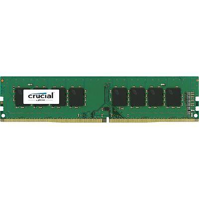 Crucial DIMM 4 GB DDR4-2666 SRx8, Arbeitsspeicher