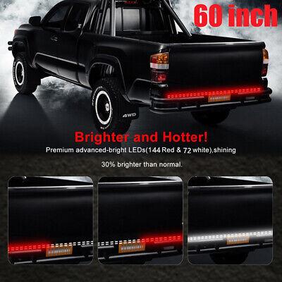 "48/"" LED Tailgate Strip Bar Truck Backup Signal Light For 99-16 Ford F-150 F150"