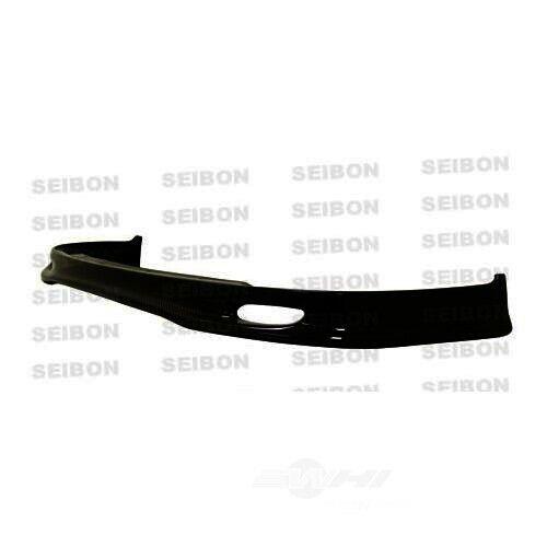 Aero Splitter-Front Lip SEIBON CARBON FL9801ACIN-SP Fits