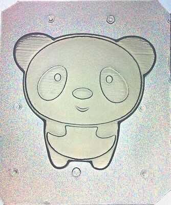 Flexible Mold Cute Kawaii Panda Bear Resin Or Chocolate Mould
