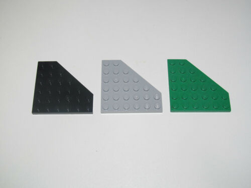 Lego ® Plaque Cornée Angle 6x6 Plate Without Corners Wing Choose Color ref 6106