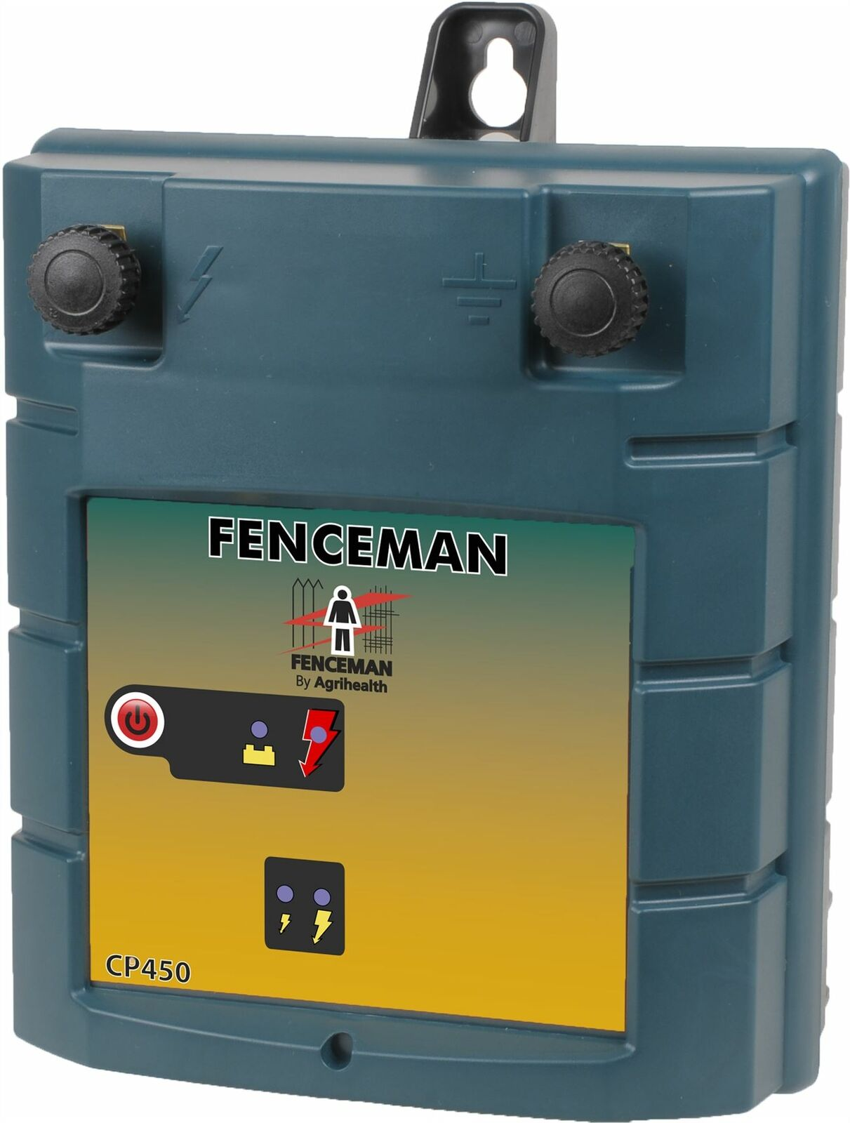 FENCEMAN CP450 12 VOLT ELECTRIC FENCE   FENCING BATTERY ENERGISER