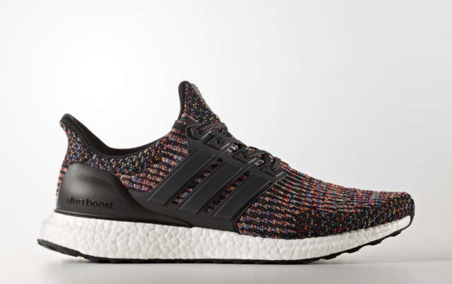 best sneakers 68f52 0dfde Adidas UltraBoost LTD -BRAND NEW - Mens - Rare Multi Color - - Sizes 12 & 13