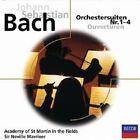 NEVILLE/AMF MARRINER - ORCHESTERSUITEN 1-4 BWV1066-69 CD NEU