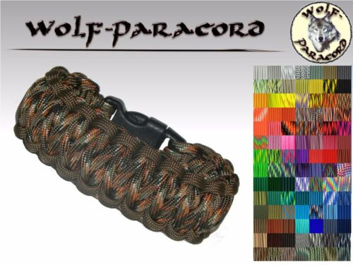 #15 Armband Military Edition Special Forces Spezialeinheiten US-Paracord Typ III