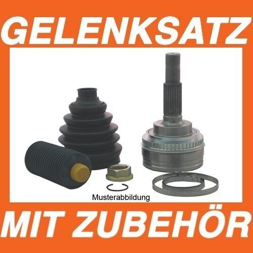 JMA,MS Antriebswelle Gelenksatz SUBARU JUSTY ll 1.3 GX 4x4 NEU