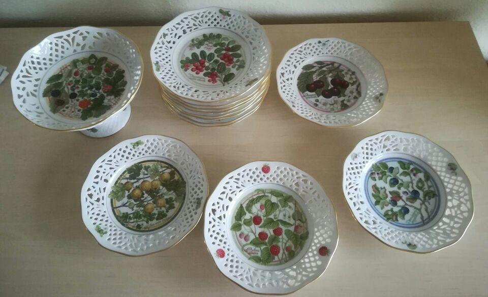 Platter, Nordiske bær