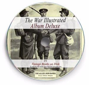 War-Illustrated-Album-Deluxe-World-War-1-WW1-History-Book-10-Volumes-on-DVD-73
