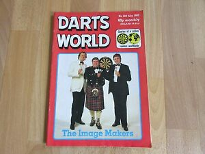 DARTS-World-Magazine-July-1983-Issue-Number-128