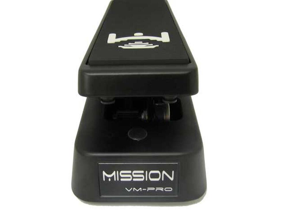 all'ingrosso a buon mercato Mission Mission Mission Engineering Vm-Pro Volume Pedale pro con Buffer - Nero  Senza tasse