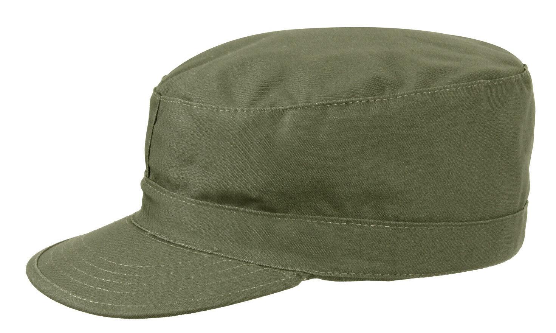 Military Ear Flap Flap Flap Fatigue Caps Army Patrol Hat Winter Hat olive drab Rothco 5712 2b58ab