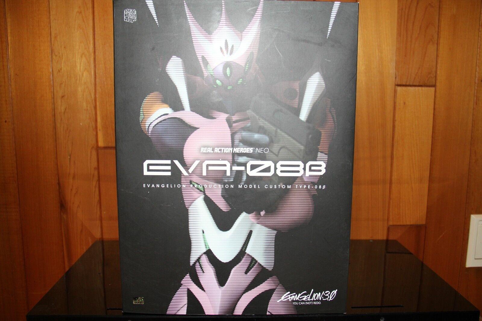 Héroes de acción real Neo Evangelion Eva-08B