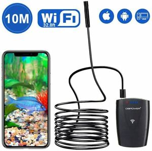 DBPOWER-WiFi-Endoscope-Camera-HD-2MP-8-5mm-6-Adjustable-Led-IP67-Waterproof