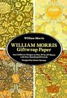 William Morris Giftwrap Paper 4 Different Designs on F - Norman Elaine Pap