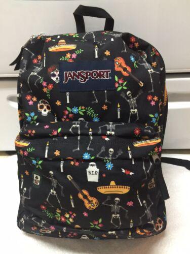 Jansport Skeleton Backpack