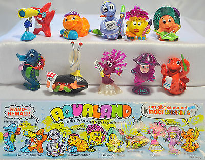 KINDER SURPRISE FERRERO FUNNY VERSARY CAKE TOPPERS TURTLE FF-C-4 1 PAPER OVP