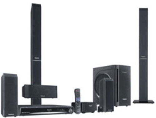 Panasonic Rear Surround Speaker SB-HS956 from SC-PT956 Home Theaters