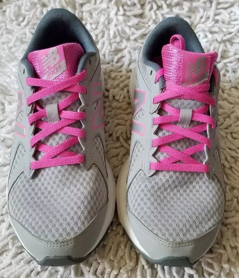 New Balance 490CF4 Speed Ride Women's Size US 7.5 Pink M Running Shoes Gray Pink 7.5 2ff543