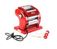 Electric Pasta Maker Roller Machine, Spaghetti, Fettuccine, Ravioli, Noodles