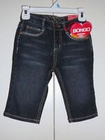 Bongo Girls Jeans Shorts/ Capris Size- 4 Or 5